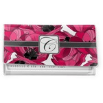 Tulips Vinyl Checkbook Cover (Personalized)