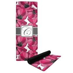 Tulips Yoga Mat (Personalized)