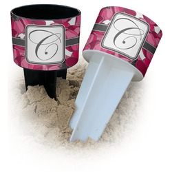 Tulips Beach Spiker Drink Holder (Personalized)