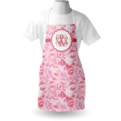 Lips n Hearts Apron (Personalized)
