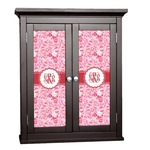 Lips n Hearts Cabinet Decal - Custom Size (Personalized)