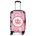 Lips n Hearts Suitcase (Personalized)