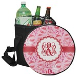 Lips n Hearts Collapsible Cooler & Seat (Personalized)