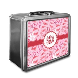 Lips n Hearts Lunch Box (Personalized)