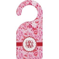 Lips n Hearts Door Hanger (Personalized)