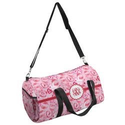 Lips n Hearts Duffel Bag (Personalized)