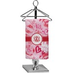 Lips n Hearts Finger Tip Towel - Full Print (Personalized)