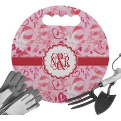 Lips n Hearts Gardening Knee Cushion (Personalized)