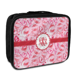 Lips n Hearts Insulated Lunch Bag (Personalized)