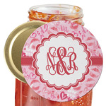 Lips n Hearts Jar Opener (Personalized)