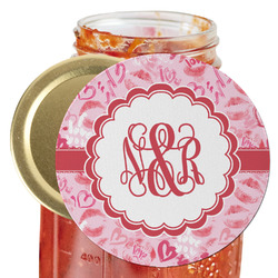Lips n Hearts Jar Opener (Personalized)