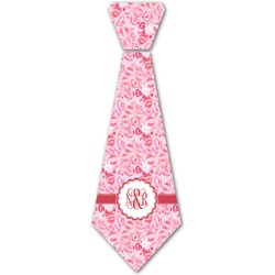 Lips n Hearts Iron On Tie (Personalized)