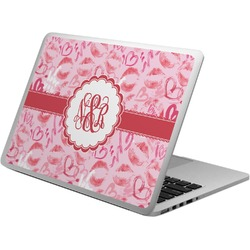 Lips n Hearts Laptop Skin - Custom Sized (Personalized)