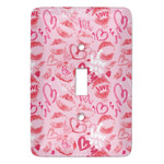 Lips n Hearts Light Switch Covers (Personalized)