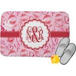 Lips n Hearts Memory Foam Bath Mat (Personalized)