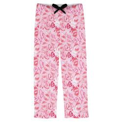 Lips n Hearts Mens Pajama Pants (Personalized)