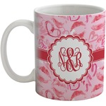 Lips n Hearts Coffee Mug (Personalized)