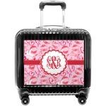 Lips n Hearts Pilot / Flight Suitcase (Personalized)