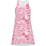 Lips n Hearts Racerback Dress (Personalized)