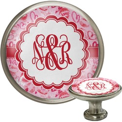 Lips n Hearts Cabinet Knobs (Personalized)