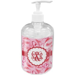 Lips n Hearts Soap / Lotion Dispenser (Personalized)