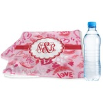 Lips n Hearts Sports & Fitness Towel (Personalized)