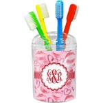 Lips n Hearts Toothbrush Holder (Personalized)
