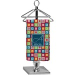 Retro Squares Finger Tip Towel - Full Print (Personalized)