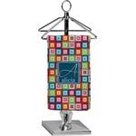 Retro Squares Finger Tip Towel - Full Print (Personalized)