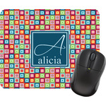 Retro Squares Mouse Pads (Personalized)