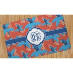 Blue Parrot Area Rug (Personalized)