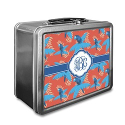 Blue Parrot Lunch Box (Personalized)