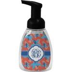Blue Parrot Foam Soap Dispenser (Personalized)