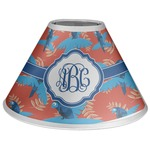 Blue Parrot Coolie Lamp Shade (Personalized)