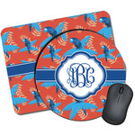 Blue Parrot Mouse Pads (Personalized)