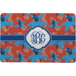 Blue Parrot Comfort Mat (Personalized)