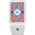 Blue Parrot Night Light (Personalized)