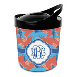 Blue Parrot Plastic Ice Bucket (Personalized)