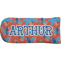Blue Parrot Putter Cover (Personalized)
