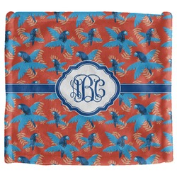 Blue Parrot Security Blanket (Personalized)