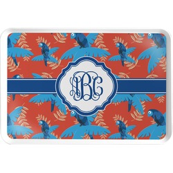 Blue Parrot Serving Tray (Personalized)
