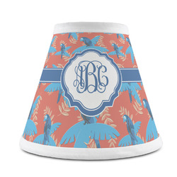 Blue Parrot Chandelier Lamp Shade (Personalized)