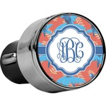 Blue Parrot USB Car Charger (Personalized)