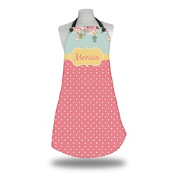 Easter Birdhouses Apron (Personalized)