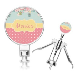 Easter Birdhouses Corkscrew (Personalized)