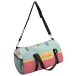 Easter Birdhouses Duffel Bag (Personalized)