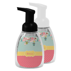 Easter Birdhouses Foam Soap Bottle (Personalized)