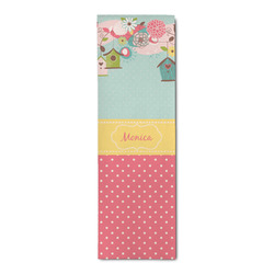 Easter Birdhouses Runner Rug - 3.66'x8' (Personalized)