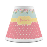 Easter Birdhouses Chandelier Lamp Shade (Personalized)