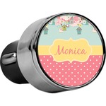 Easter Birdhouses USB Car Charger (Personalized)